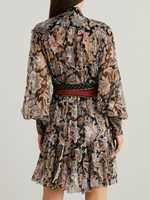 Zimmermann Floral silk dress Multi