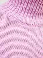 The Row Cashmere-Pullover ' Miliana' mit Turtleneck Flieder